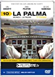 PilotsEYE.tv | Munich - LA PALMA |:| DVD |:| Cockpit flight Condor | Airbus A320 | Bonus: Islandtour with FO, Audio commentary, Route in depht