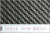 Carbongewebe 160g -Köper-