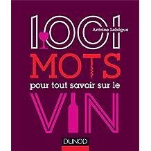 1001 mots pour tout savoir sur le vin (Documents)