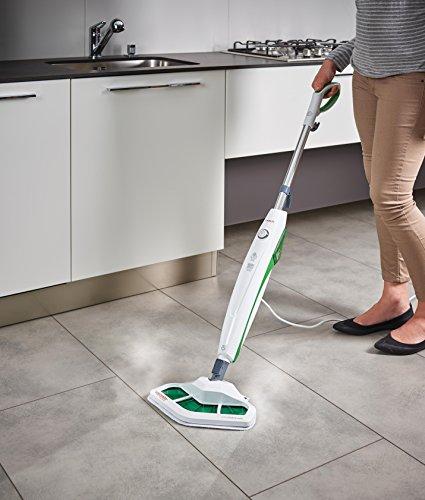 POLTI PTEU0272 Vaporetto SV400_Hygiene mit Reinigungsdüse Vaporforce, 1500 W, grün - 10
