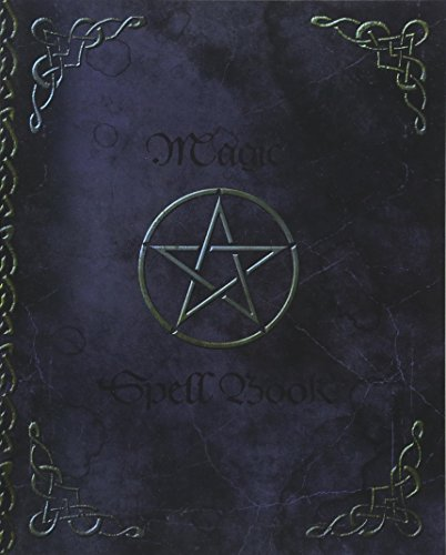 Magic Spell Book: of Shadows / Grimoire Gifts [ 90