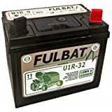 Fulbat - Batterie moto Fulbat U1R32 12V / 32Ah