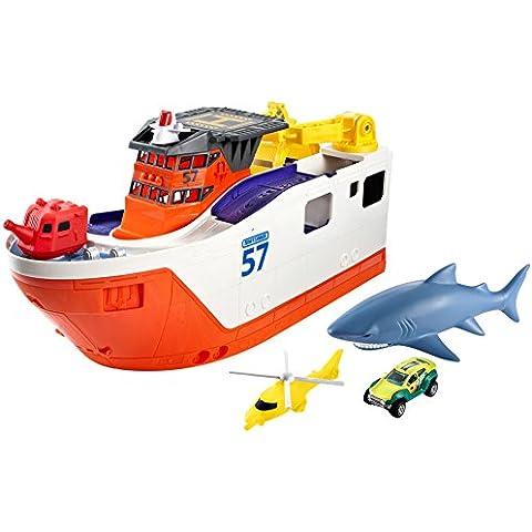 Matchbox Mission: Marine Rescue Shark Ship by Matchbox