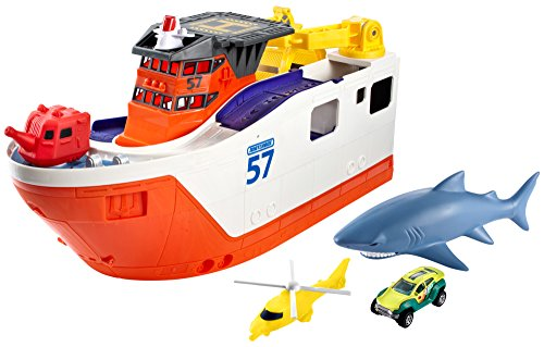 matchbox-mission-marine-rescue-shark-ship-discontinued-by-manufacturer-by-matchbox