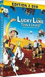 Tous à l'Ouest : une aventure de Lucky Luke [Édition 2 DVD]