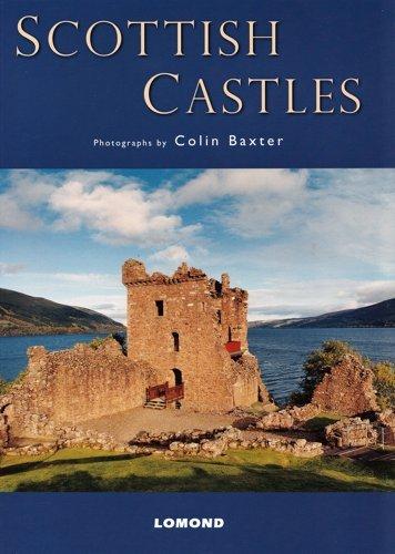 Scottish Castles by Colin Baxter (2008-03-26)