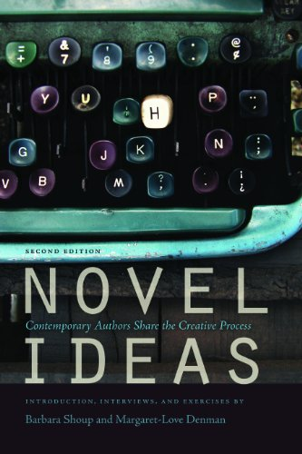 Novel Ideas: Contemporary Authors Share the Creative Process (English Edition)