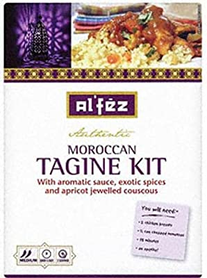 Al'Fez Moroccan Easy Cook Meal Kit 275 g (Pack of 6)