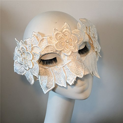 &qq Hand zugeschnitten, männlich und weiblich paar Maskerade Theateraufführungen Maske, Partei Maske, Masken, Festival-Maske , (Maskerade Weibliche Masken)