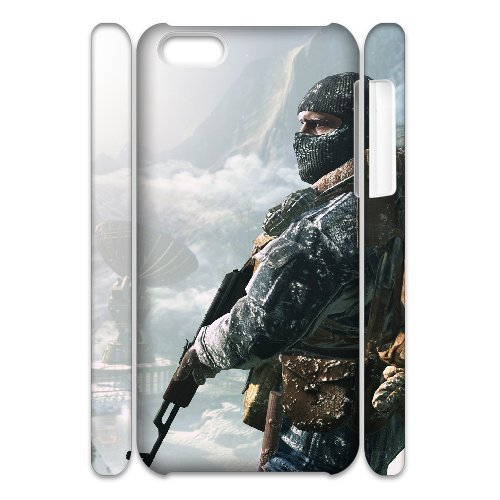 LP-LG Phone Case Of Call Of Duty For Iphone 4/4s [Pattern-6] Pattern-5