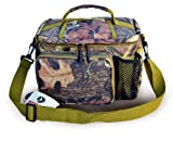 Explorer Mossy Oak -Realtree Like- Hunting Camo Top Open Cooler- Lunch Bag- 12 Can Holder Mini Cooler Mossy Oak Infinity by Explorer