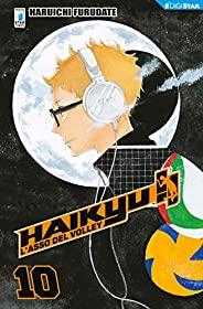 Haikyu!! 10: Digital Edition
