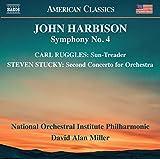Harbison:Symphony No. 4 [National Orchestral Institute Philharmonic; David Alan Miller] [Naxos: 8559836]