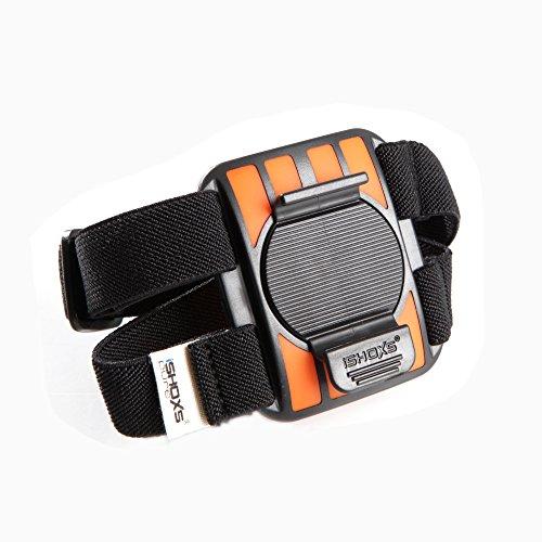 iSHOXS Hand Strap Remote, hochflexibel einstellbarer Hand-/Arm Strap für GoPro Wifi Remote Fernbedienung, mit Antirutsch-Inlet, auch geeignet für Neoprenanzüge