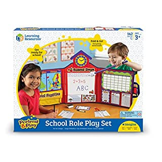 Learning Resources Pretend & Play Original School Set (UK version)