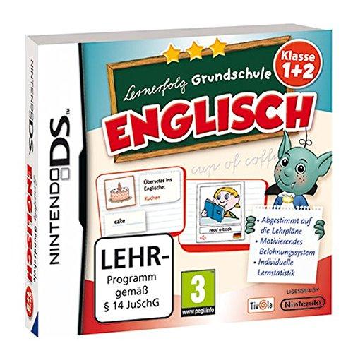 Lernerfolg Grundschule Englisch Klasse 1+2 - [Nintendo DS]