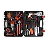 12pcs Premium Garden Gardening Tool Set Garden Hand Tools Mechanics Kit Pruning Tools