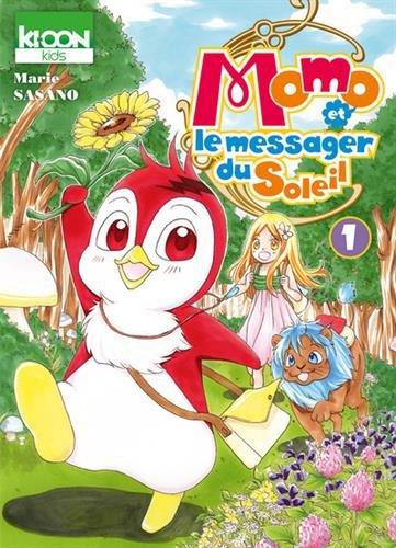 Momo et le messager du soleil (1) : Momo et le messager du soleil