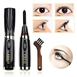 Heated Eyelash Curler, Automatic Eyelash Curlers,Mini Electric Eyelash Curler Brush, Eyelash Curler