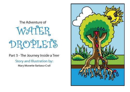 The Journey Inside a Tree - FULL TEXT EDITION (The Adventure of Water Droplets Book 3) (English Edition)