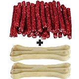 #4: Bonestix Mutton Chew Sticks 500 Gm +