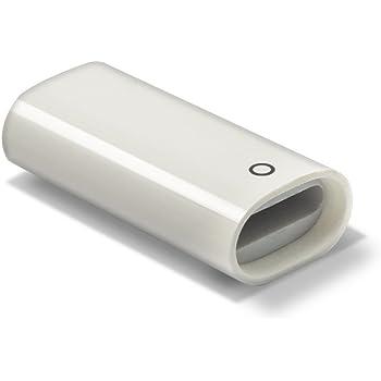 TechMatte Ladeadapter Kabel für Apple Pencil und iPad Pro (1 Stück, Weiß)