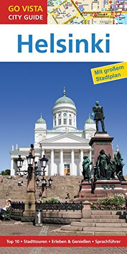 GO VISTA: Reiseführer Helsinki: Mit Faltkarte (Go Vista City Guide)