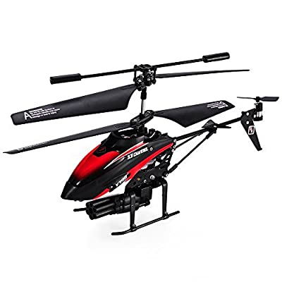 WLtoys V398 Helicopter Missile Shooting Helicopter. RC Helicopter Shoots Missiles RC Shooting HOT! RTF with Six Missiles rapid fire RC Helicopter that Shoots
