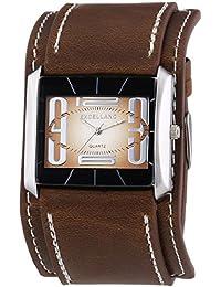 Excellanc Damen-Armbanduhr Analog Quarz verschiedene Materialien 195027500085