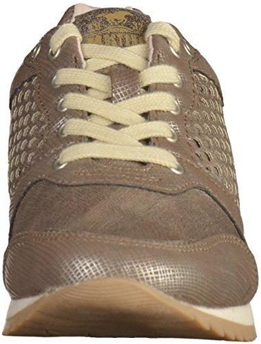 Mustang - Pantofole Donna Braun (Titan 258)