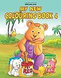 My New Colouring Book 4 (My New Colouring Books)
