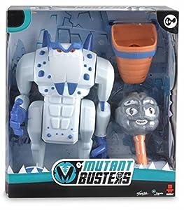 Mutant Busters - La Roca, Figura de acción (Famosa 700012148)