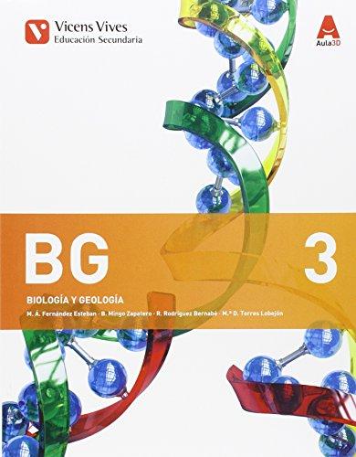 Bg 3 + atlas anatomia: bg 3 libro y anexo atlas anatomía aula 3d varias cc aa: 000002