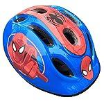 51aJfJIIIaL. SS150 Marvel sm250103s casco ragazzo, Multicolore (blu / rosso), 52-56 cm