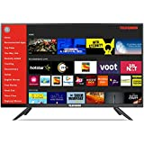Telefunken 102 cm (40 Inches) Full HD Smart LED TV TFK40S (Black) (2019 Model)
