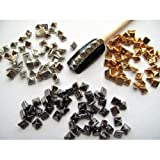 Nail Art 3d 150 Mix Pyramid Spike Studs ...