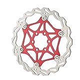 Lixada Fahrrad MTB Schwimmer schwimmende Scheibenbremse Rotorplatte 6 Schrauben 160mm