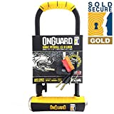 Best Bike Locks - Magnum ONGUARD Pitbull LS Anti Theft High Security Review