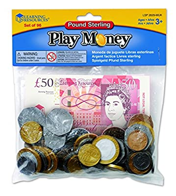 Learning Resources UK Money Pack by Learning Resources