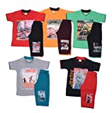 1lycargos Boys Half sleeve 3/4th set 5pc...