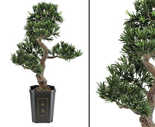 Kunstpflanze Kunststoff-Schale, ca.