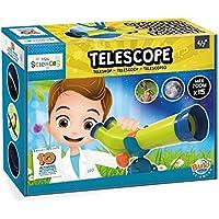 Buki - 9004 - Mini Ciencias - Telescopio para niños
