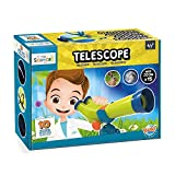 telescope enfant Buki - 9004 - Mini Sciences - Telescope