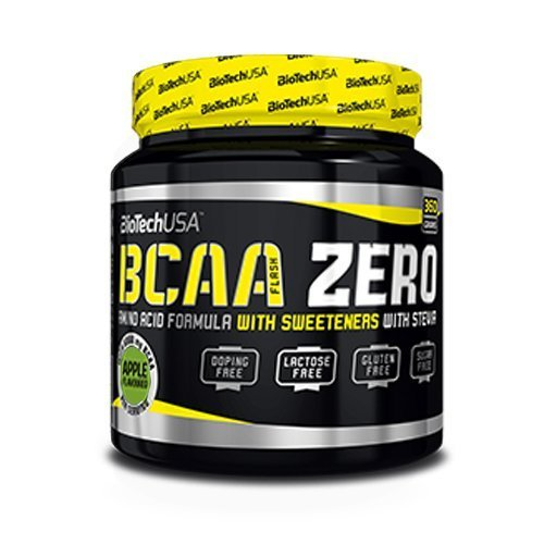 BCAA Flash Zero 360 g Mela - 51aJiEMD7dL