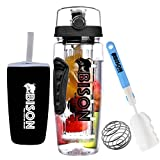 Bison Wild Crafted Fruit Infuser Water Bottle 1 - Best Reviews Guide