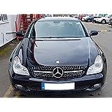 Germancarparts Gcp 219061 M Grill 04 08 Matt Schw Auto