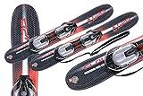 Snowblades Mini Carv Clou 75 cm+ Bindung und Fangriemen