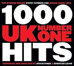1,000 UK Number One Hits par [Kutner, Jon, Leigh,Spencer]
