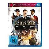 Kingsman - The Secret Service [Blu-ray]