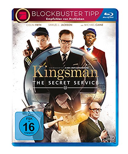 Bild von Kingsman - The Secret Service [Blu-ray]